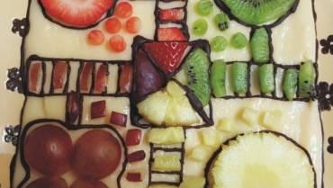 Com fer que els nens mengin fruita amb el frutichis