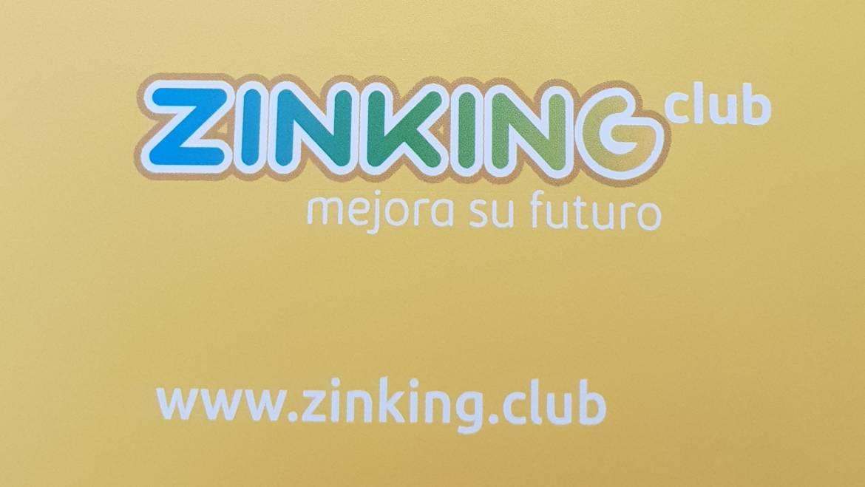 Zinking club- per a infants de 9 a 12anys